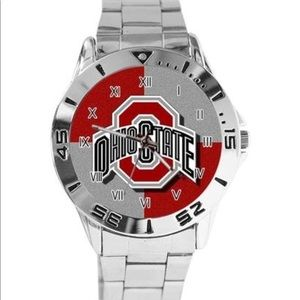 Other - Ohio State Buckeyes Casual Wrist Watch